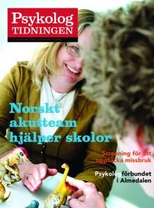Sveriges Psykologtidning 2008 nr 1001 copy